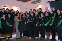 SSE is the proud sponsor of the 2012 / 2013 Castlegar Camogie Team.
