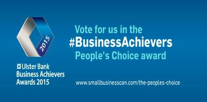 Business Achievers Award - The People's Choice