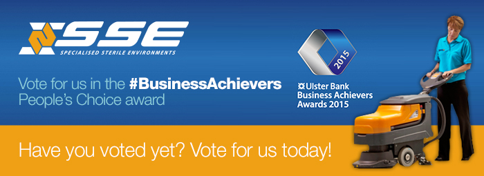 Ulster Bank Business Achievers Awards The People's Choice