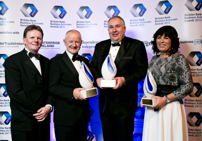 SSE Cleaning Winner of Ulster Bank Women Led Business Award