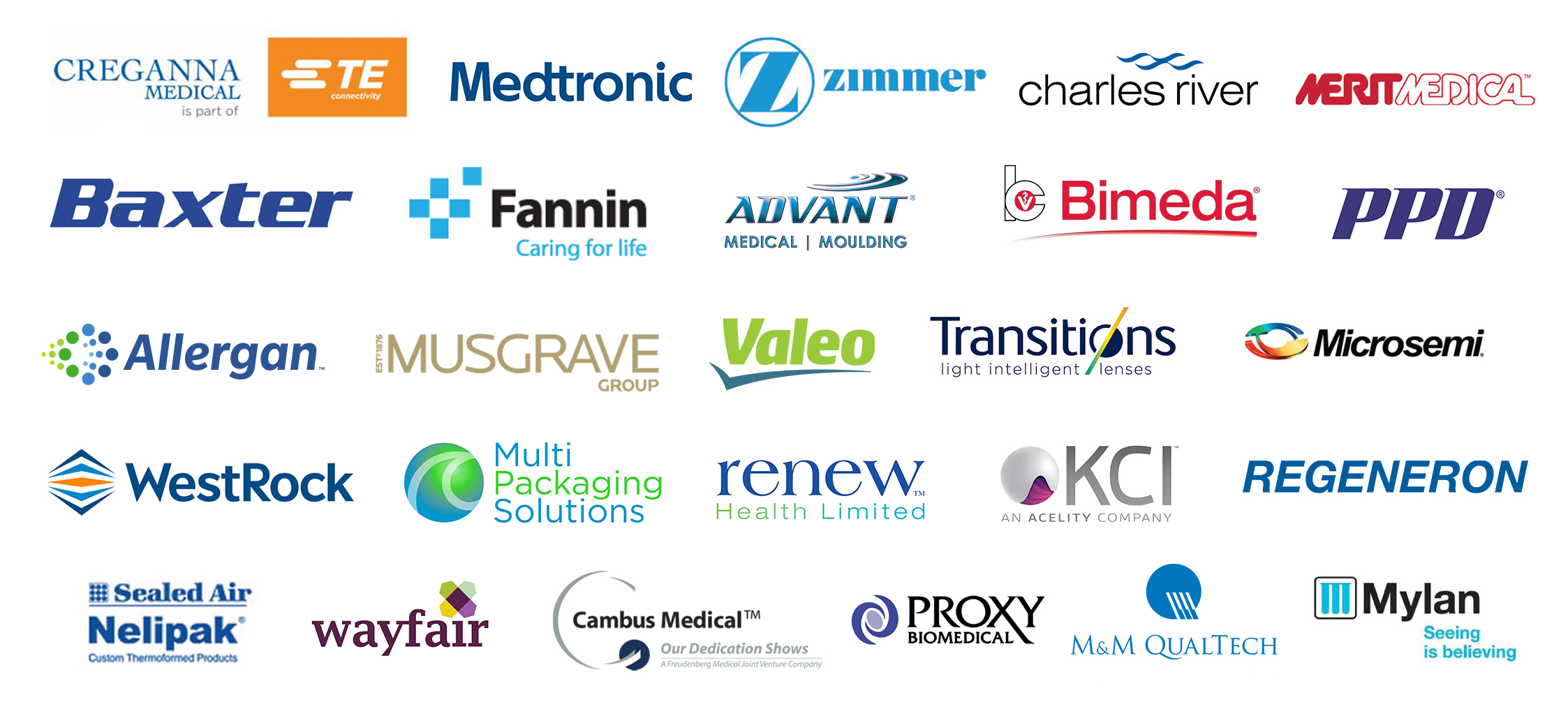 Companies who partner with us